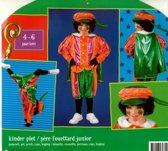 Zwarte Piet Kostuum Jongen 4-6 Jr