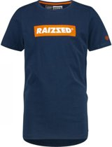 Raizzed Jongens T-shirt - Dark Blue - Maat 140