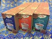Yogi Tea - Biologische thee - Slaapthee - 18 pakjes: 6 Bedtime + 6 Bedtime-Rooibos-Vanille + 6 Calming