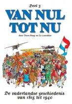 Van Nul tot Nu deel 3 (hardcover stripboek)