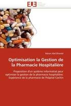 Optimisation La Gestion de la Pharmacie Hospitali�re