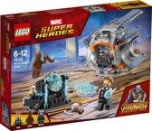 LEGO Super Heroes Thor's Wapenzoektocht - 76102