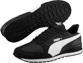 PUMA St Runner V2 Nl Sneakers Unisex - Puma Black / Puma White - Maat 43