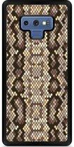 Galaxy Note 9 Hardcase hoesje Snakeskin Pattern