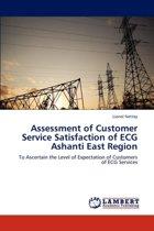 Assessment of Customer Service Satisfaction of ECG Ashanti East Region