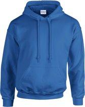 Gildan Hooded Heavy Blend Sweater Lichtroze S