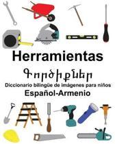 Espa�ol-Armenio Herramientas/Գործիքներ Diccionario biling�e de im�genes para ni�os