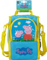 Peppa Big - Lunchtas - Blauw