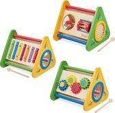 Afbeelding van howa Activitycenter 'Musicbox uit Hout 6002 speelgoed
