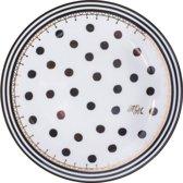 Melli Mello Cake Plate Nora Dots