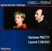Pierne: Sonates Pour Violon & Piano