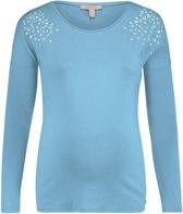 Esprit Shirt - Curacao Blue - Maat L