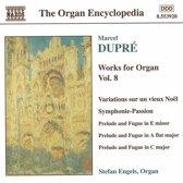 Dupre: Works For Organ Vol.8