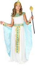 Zwarte Egyptische koningin kostuum voor meisjes - Verkleedkleding