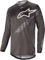Alpinestars Crossshirt Techstar Graphite Black/Anthracite-XL
