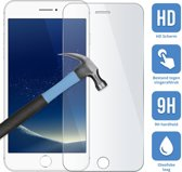 Apple iPhone 6/6s - Screenprotector - Tempered glass - Case friendly