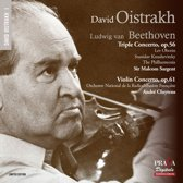 Oistrakh Plays Beethoven's Concerto