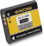 PATONA Battery for Olympus Li-90B Li 90B Li90b Olympus Tough TG1 TG-1