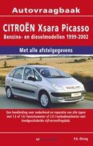 Vraagbaak Citroen Xsara Picasso deel Benzine-en dieselmodellen 1999-2002