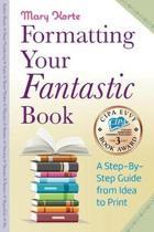 Formatting Your Fantastic Book
