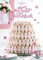 Omslag van 'Het grote taartenboek'