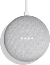 Google Home Mini - Smart Speaker / Wit / Nederland