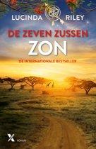 Boekomslag van 'De Zeven Zussen 6 - Zon'