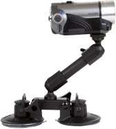 Delkin Fat Gecko Camera Mount Zwart tripod