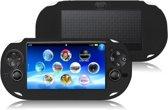 Silicone Bescherm Hoes Skin voor Playstation - PS Vita Zwart