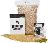Brew Monkey Ingrediëntenpakket - Ingrediënten Weizen bier - Zelf bier brouwen