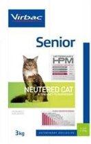 VIRBAC HPM feline neutered senior 0,4KG