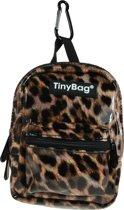 Rugzakje - tinybag - shiny tijgerprint - jollity