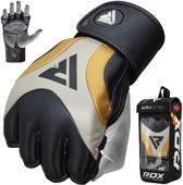 RDX Sports T17 Aura Grappling Gloves - Medium