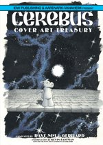 Dave Sim's Cerebus Cover Art Treasury