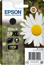Epson 18XL - Inktcartridge / Zwart