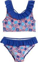 Playshoes bikini lila bloemen