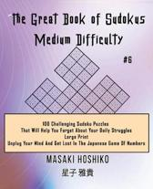The Great Book of Sudokus - Medium Difficulty #6