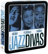 Billie Holiday, Ella Fitzgerald,Ea - Jazz Divas
