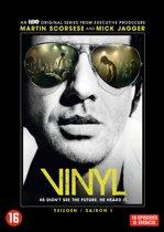 Vinyl - Seizoen 1, (DVD). DVDNL
