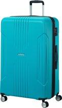 American Tourister reiskoffer - TRACKLITE SPINNER 78/29 EXP TSA (Groot) Sky Blue
