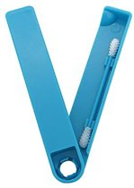 Herbruikbare Dubbelzijdige Wattenstaafjes - Cosmetisch Gereedschap - Mini - Blauw