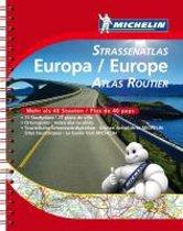 Europa Straßen- und Reiseatlas