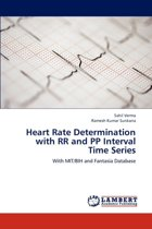 Heart Rate Determination with RR and Pp Interval Time Series