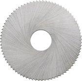 Metaal-cirkelzaagblad HSS-DMo 5 DIN 1837-A 20x0,60x5mm, 48 tanden KTS