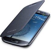 Samsung Flip Cover voor de Galaxy S3 i9300 - Zilver