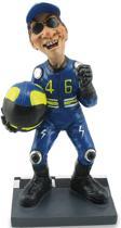 Beroepen beeldje Moto GP coureur - motorcoureur Warren Stratford