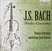 Thomas / Amsterdam Bach Zehetmair - Bach; Violin Concertos