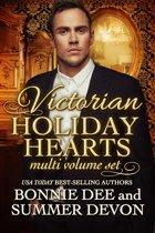 Victorian Holiday Hearts: a Boxed Set