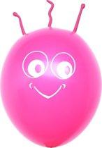 Everts Ballonfiguur Marsi 40 Cm Roze Per Stuk