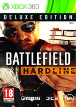 Xbox 360 Battlefield: Hardline Deluxe